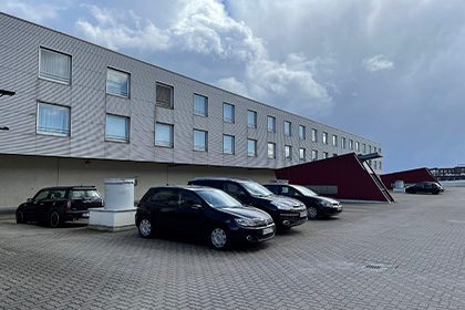 Cap Kiel | Slider | Contipark Parkdeck
