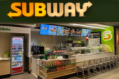 Cap Kiel | Slider | Subway